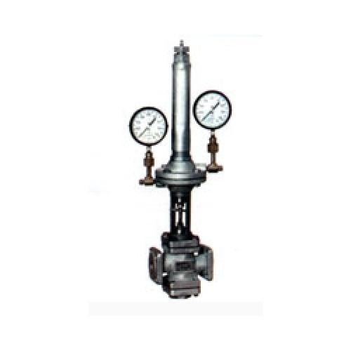Регулятор давления и расхода универсальный, (d 222 0,01 - 0,04 МПа)