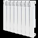 Радиатор алюминий Delta 500 4 секции Ogint