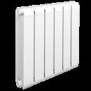 Радиатор алюминий Rovall100 350 5 секций Sira