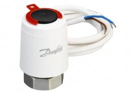 Термоэлектропривод Danfoss