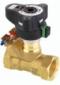 Клапан балансировочный MSV-B ручной Danfoss