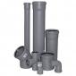 Трубы из поливинилхлорида (ПВХ) напорные и соединительные части