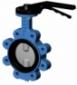 Затвор дисковый поворотный VP3649 межфл Tecofi