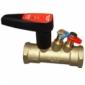 Клапан балансировочный Ballorex Venturi FODRV Ру25 ручной НР/НР BROEN