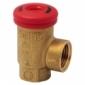 Клапан предохранительный латунь R140 ВР/ВР Giacomini