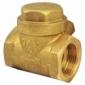 Клапан обратный латунь 130MET Ру10 ВР/ВР Itap