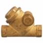 Клапан обратный латунь 19б4нж(19б1нж) Ру25 ВР/ВР ПАЗ