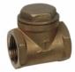 Клапан обратный латунь CB1140 Ру16 ВР/ВР Tecofi