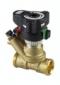Клапан балансировочный запорно-измерительный ASV-BD Ру20 руч ВР/ВР Danfoss