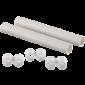 Гильза для PE-X пластик белый Uponor