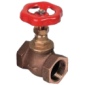 Клапан запорн латунь R2148 ВР/ВР Tecofi
