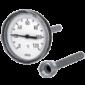 Термометр биметаллический А5001 120C Wika