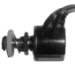 Выключатель 2 конц выкл 230В Danfoss