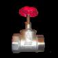 Клапан пожарный латунь