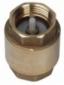 Клапан обратный латунь CA1100 Ру8 ВР/ВР Tecofi