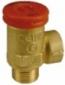 Клапан предохранительный латунь R140RM НР Giacomini
