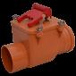 Клапан обратный коричневый PP-H