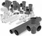 Трубы для внутреннего водоотведения и соединительные части