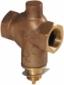 Клапан регулирующий Clorius L2S Ру16 НР/НР BROEN