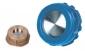 Клапан обратный сталь нерж CA6460 Ру40 межфл Tecofi