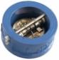 Клапан обратный сталь CB6442 Ру16 межфл Tecofi